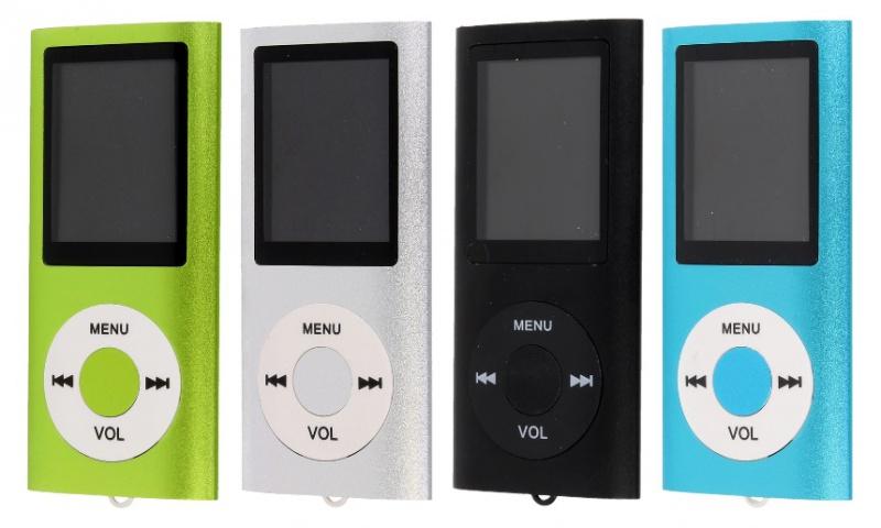 ODTWARZACZ MP3 MP4