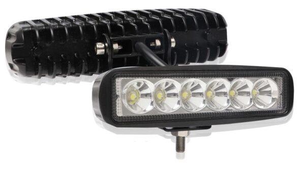 LAMPA ROBOCZA HALOGEN LED 18W