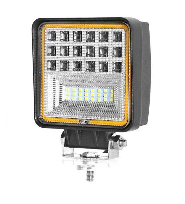LAMPA LED ROBOCZA HALOGEN SZPERACZ MOC 126W