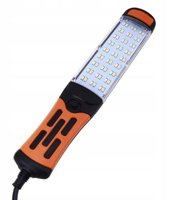 LAMPA GARAŻOWA WARSZTATOWA 60 LED