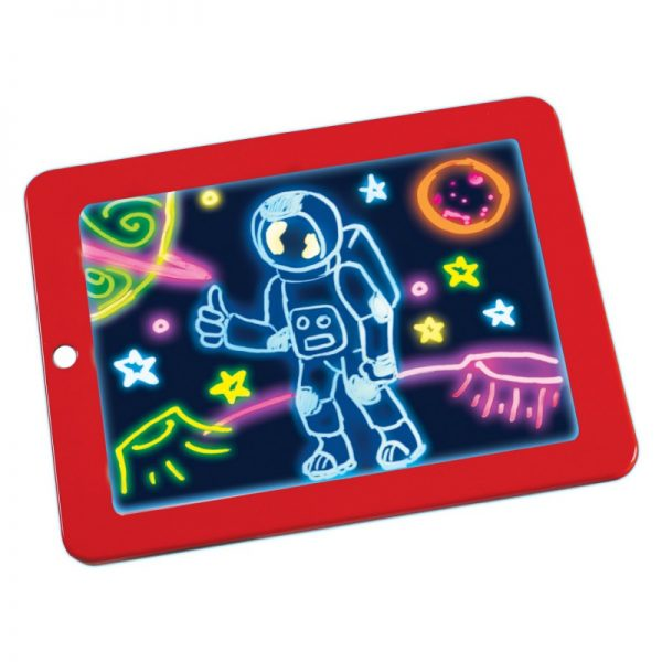 MAGICZNY TABLET ZNIKOPIS TABLICA LED MAGIC PAD